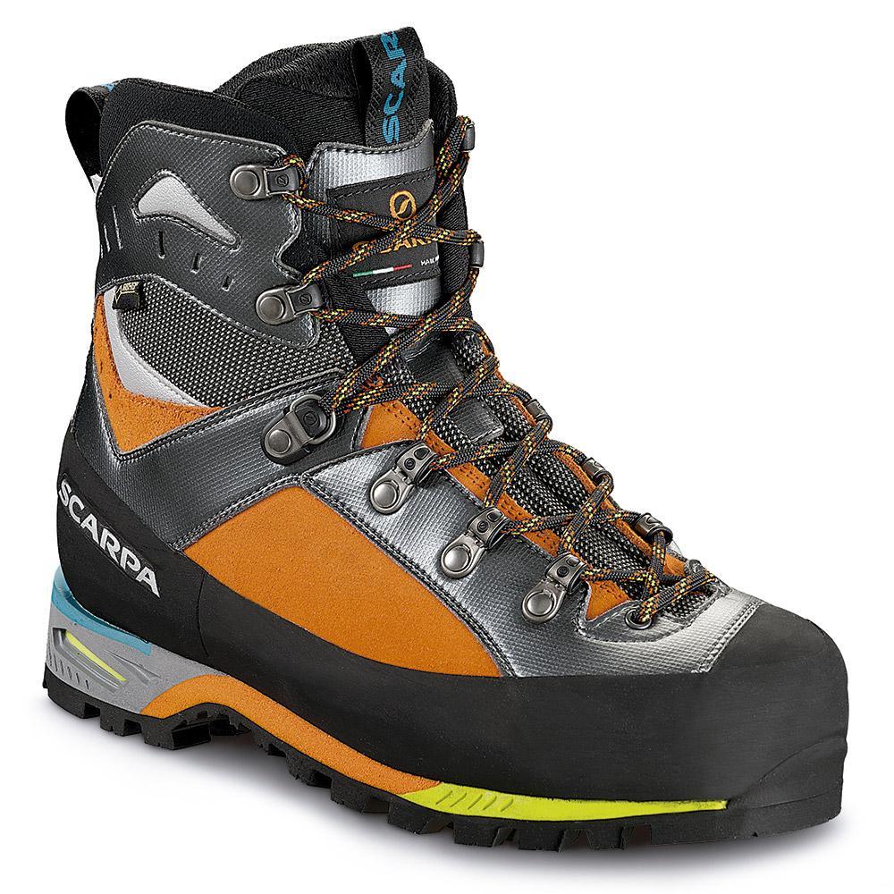 Scarpa Triolet Goretex Hiking Boots EU 42 Tonic