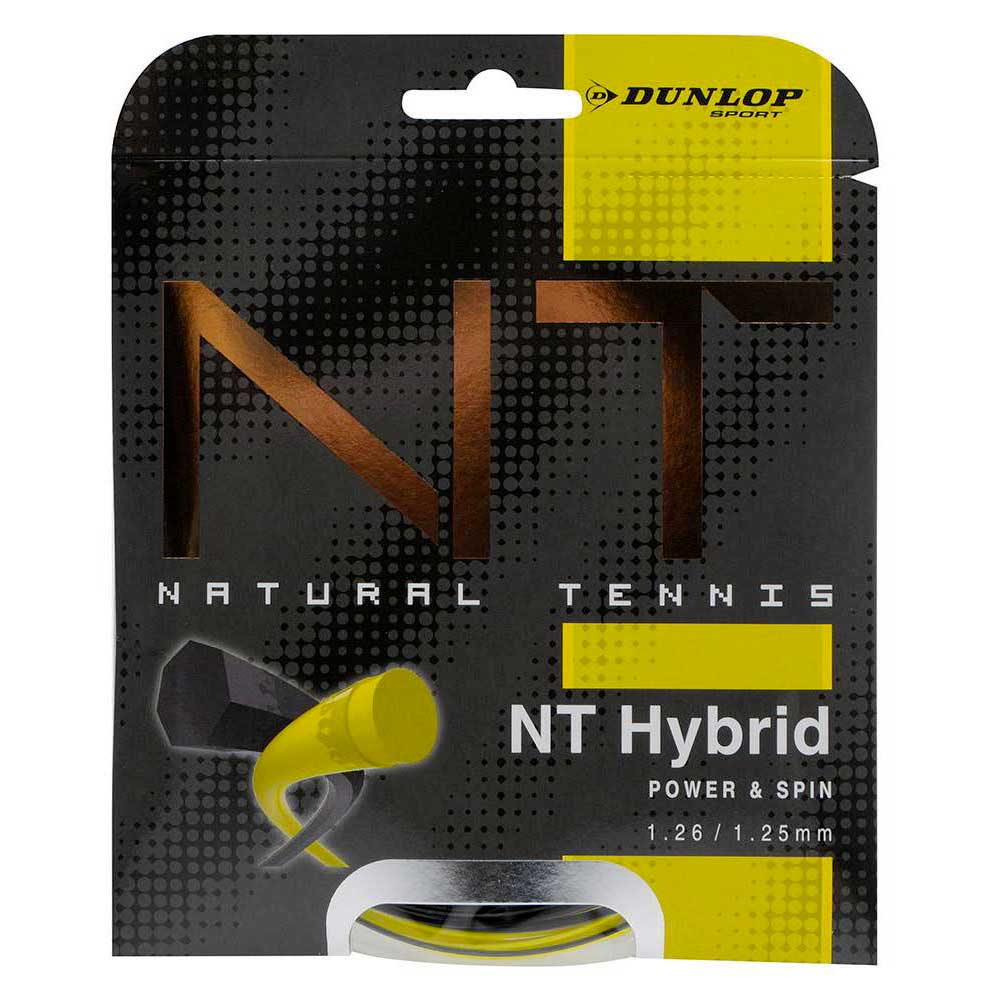 Dunlop Revolution Nt Hybrid 11 M 1.31 mm / 1.25 mm Fluor Yellow / Black