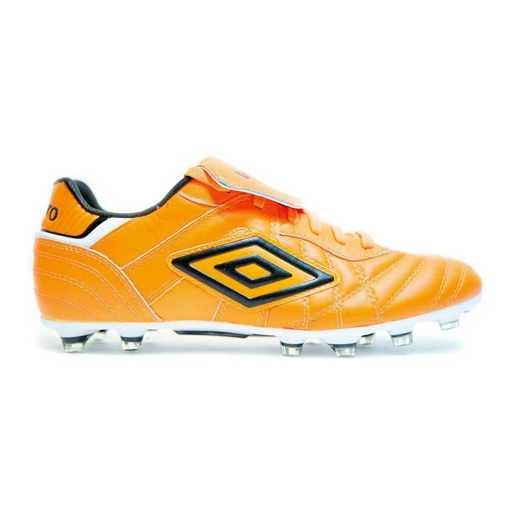 Umbro Speciali Eternal Pro Ag Football Boots EU 42 Shocking Orange / Black / White