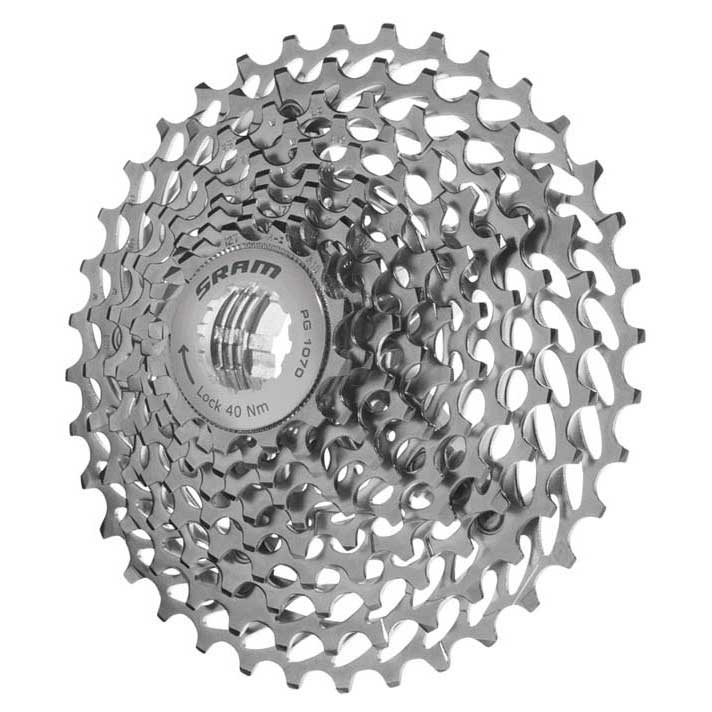 Sram Cassette Pg-1070 12-27 10s 10s 10s Multicoloured , Cassettes Sram , cyclisme 423dec