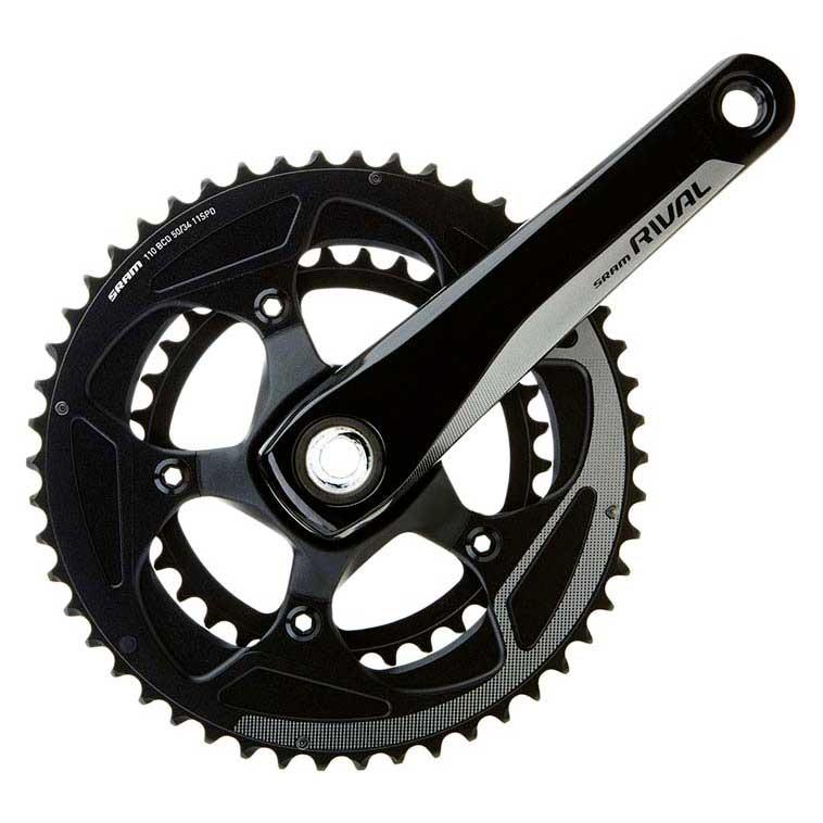 Sram Rival22 Yaw 172.5 172.5 172.5 50-34 Gxp Multicoloured , Manivelles Sram , cyclisme 478733