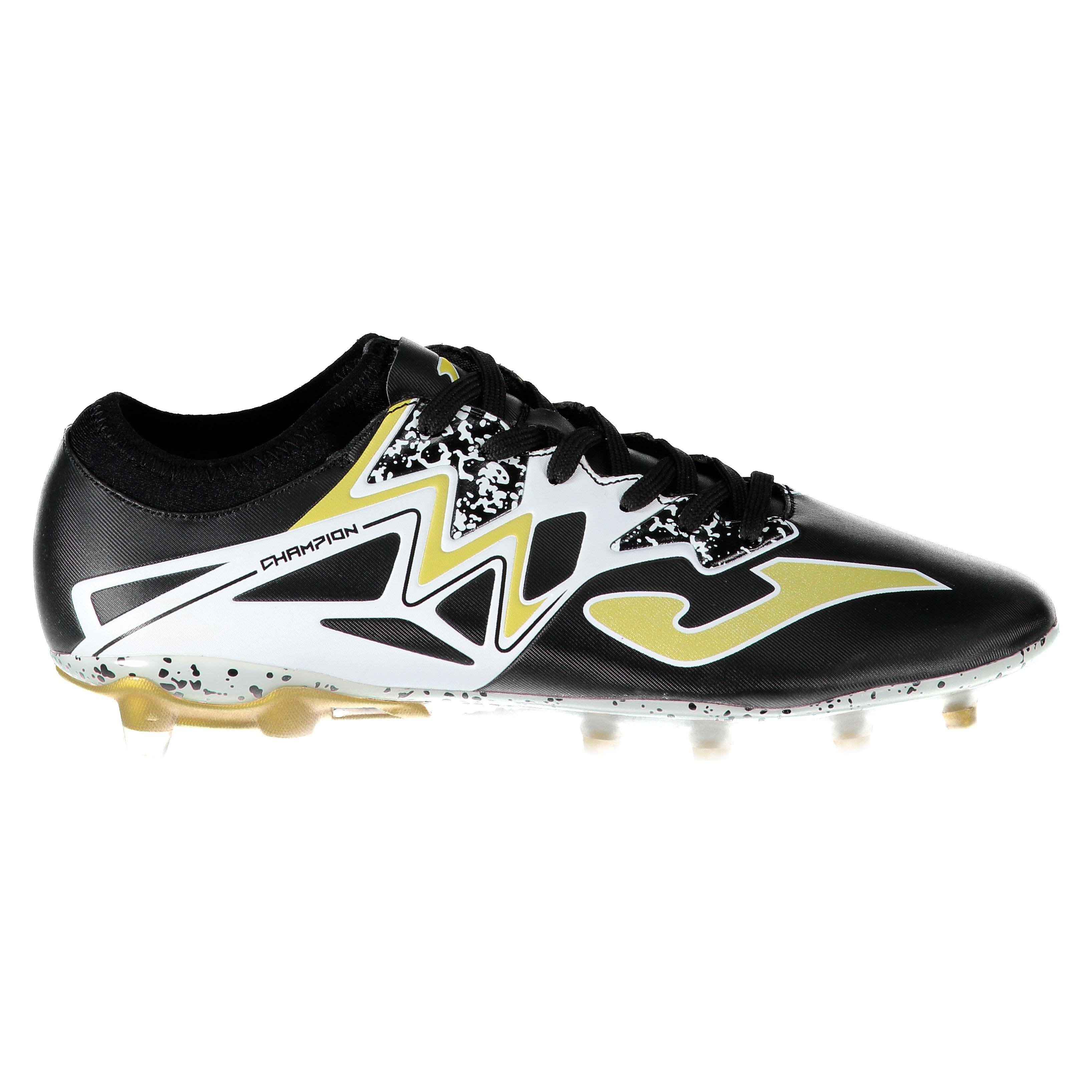 Joma Champion Cup Fg Football Boots EU 41 Black / Gold