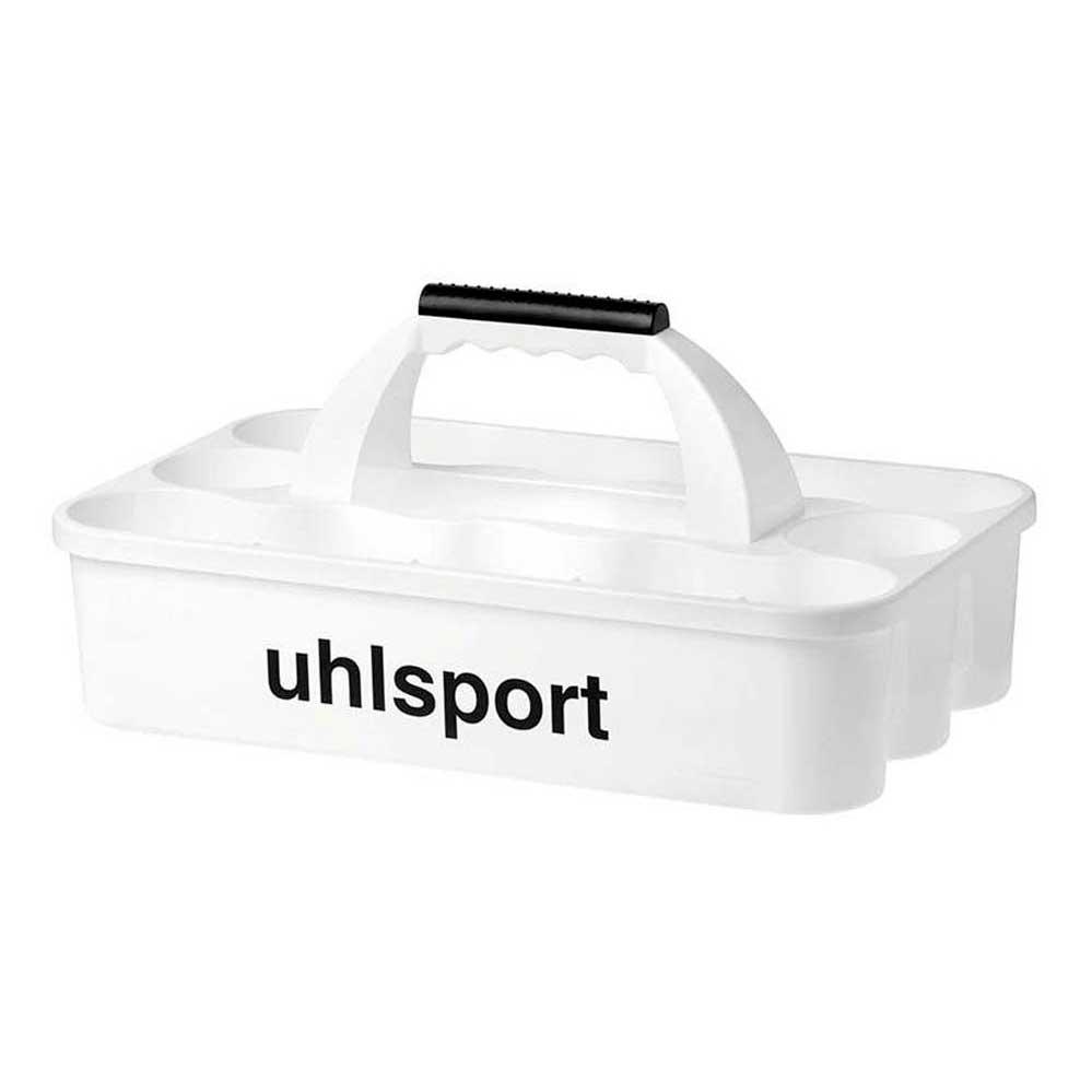 Uhlsport Carrier For 10 Bottles One Size White