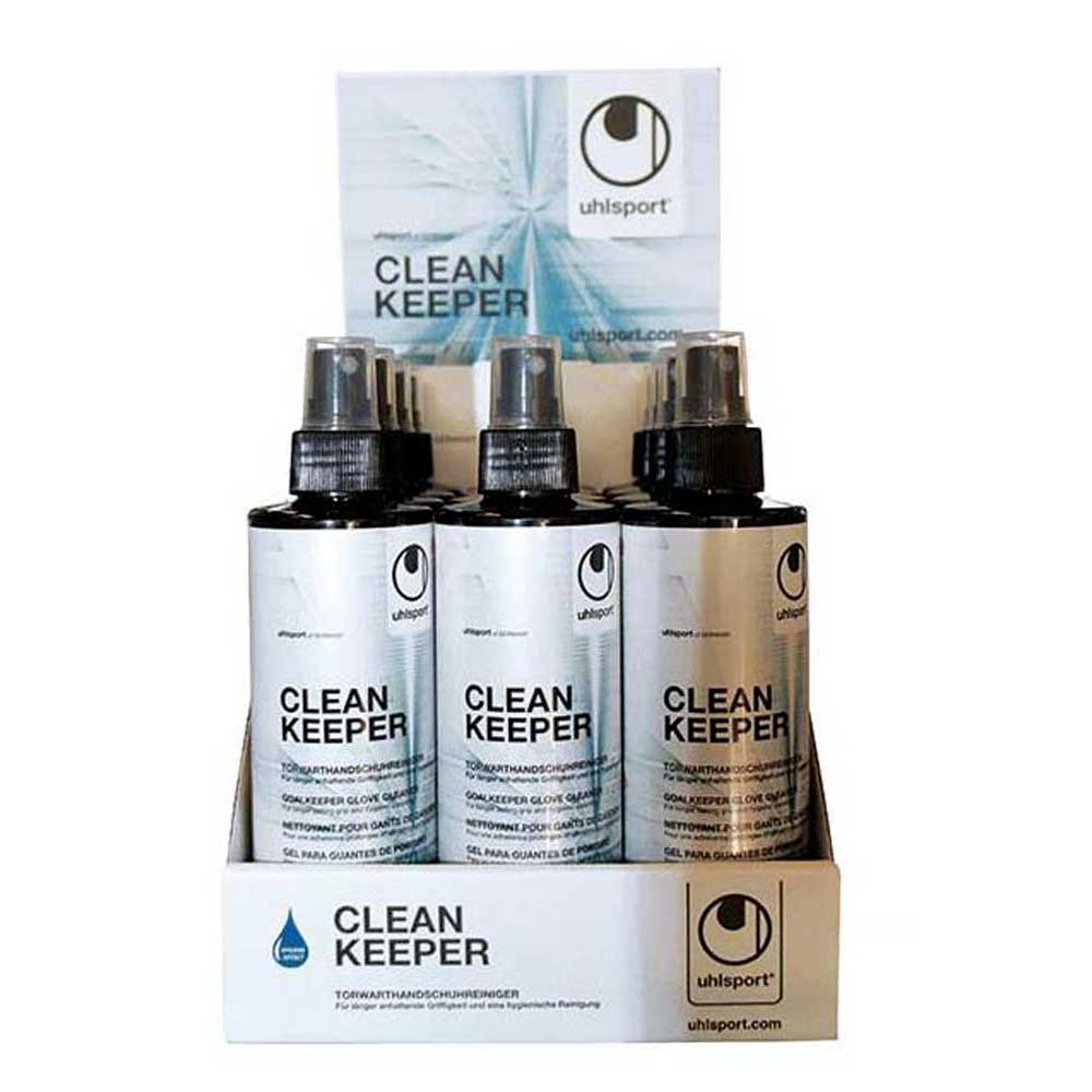 Uhlsport Clean Keeper 250ml 12 Units One Size