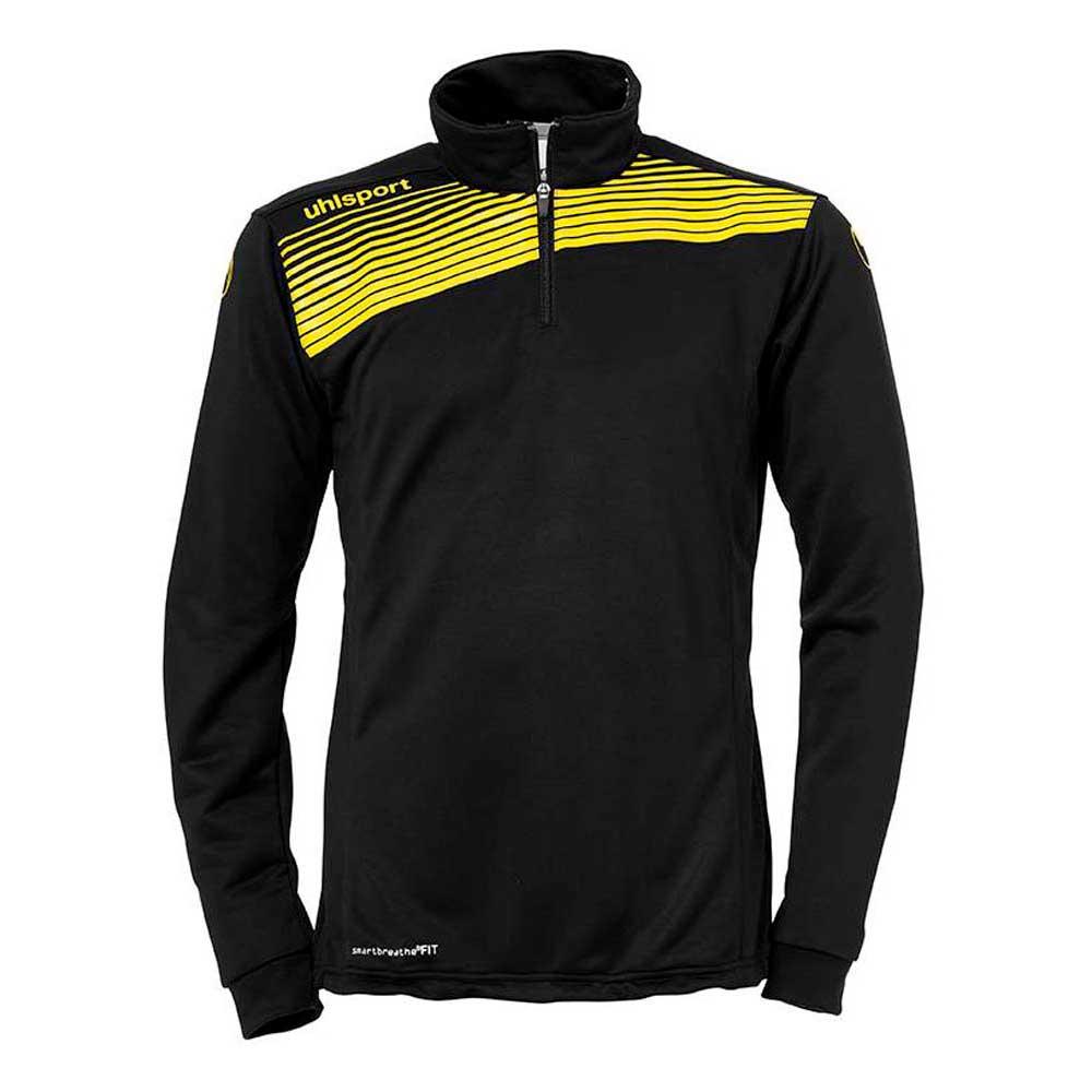 Uhlsport Liga 2.0 S Black / Lime Yellow
