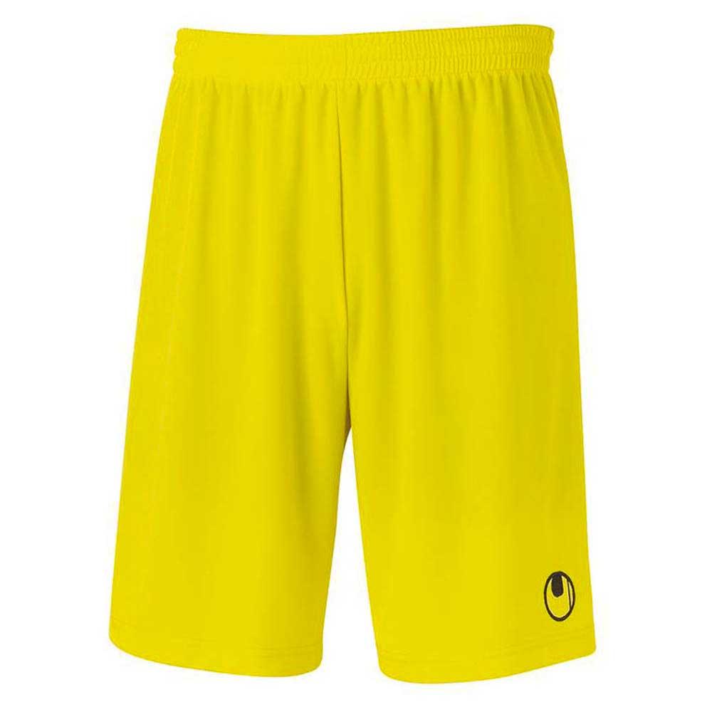 Uhlsport Short Center Basic Ii Without Slip 164 cm Yellow