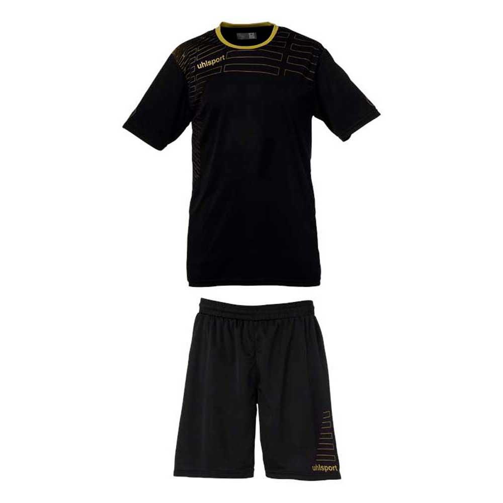 Uhlsport Match Team XS Black / Gold