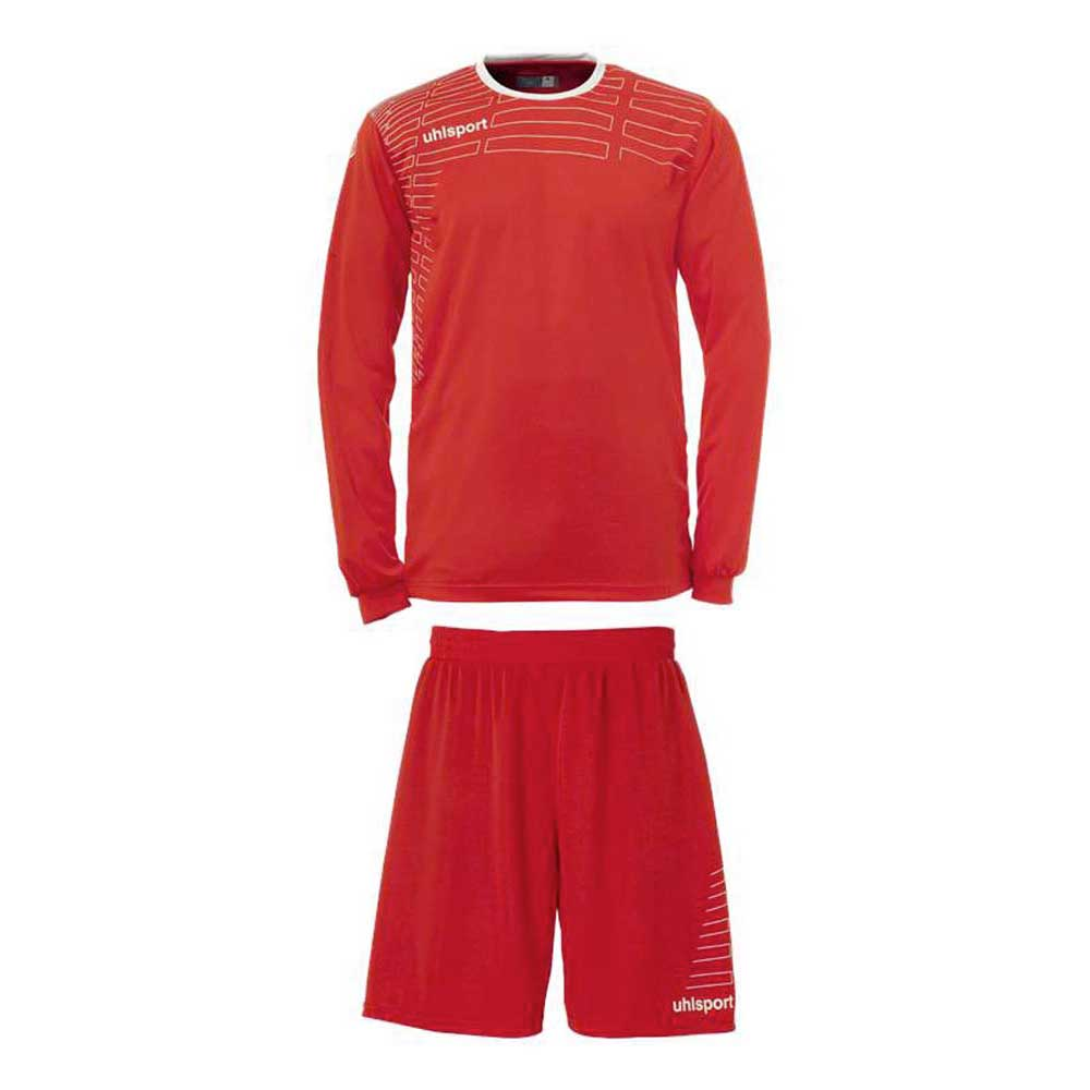 Uhlsport Match Team Kit Ladies Football Jersey Various Colours Red M ... a81096a0d7