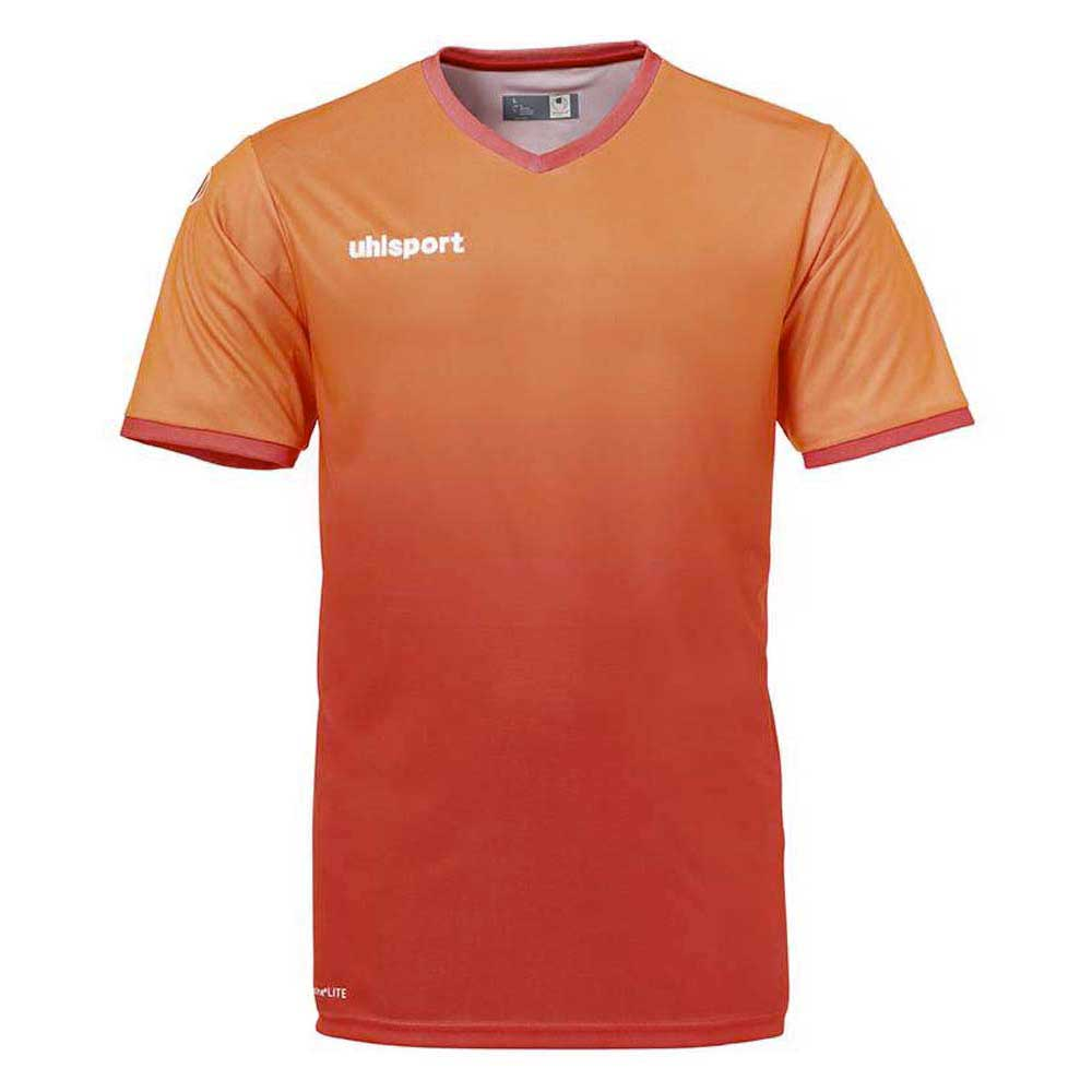 Uhlsport Division S Fluo Red / Team Red