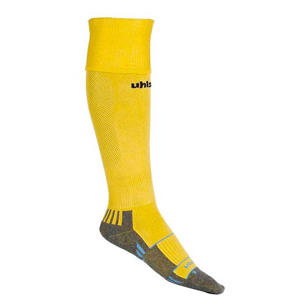 Uhlsport Team Pro Player EU 28-32 Yellow Maize / Black
