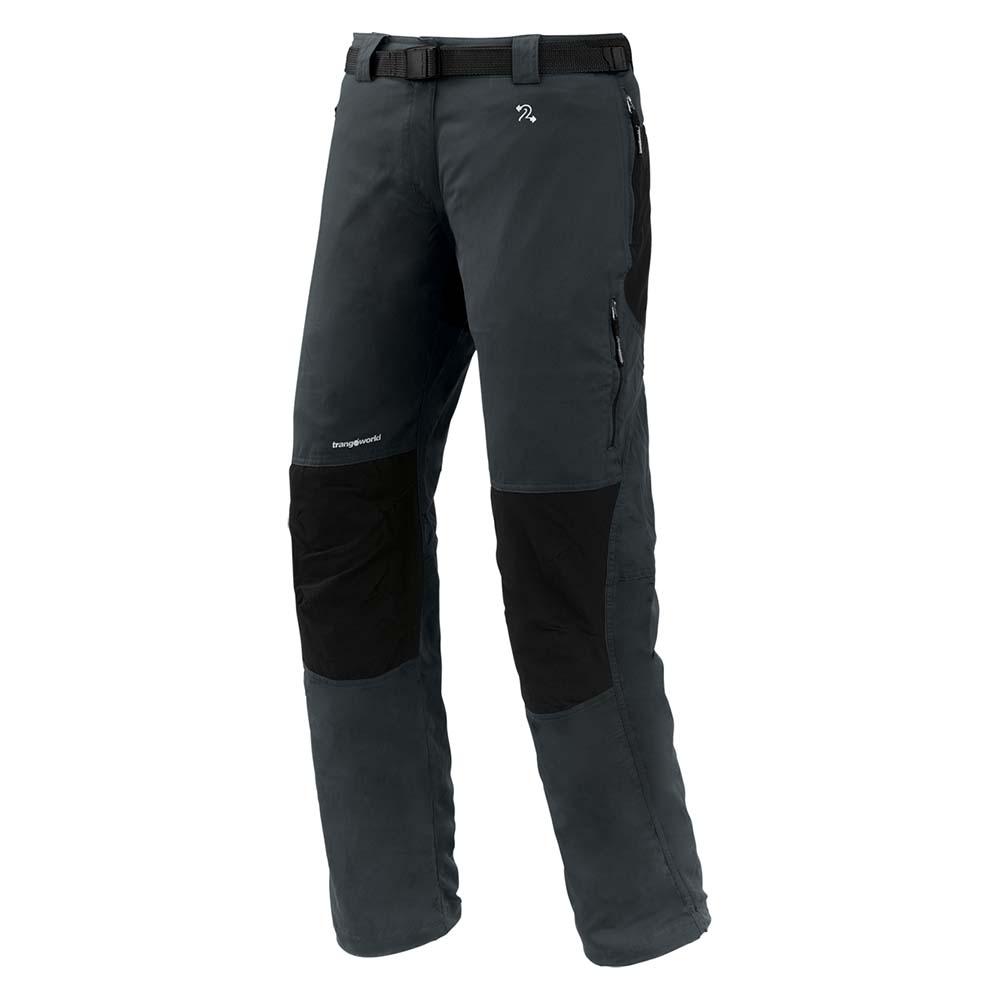 Trangoworld Henna Pants Short XL Asphalt