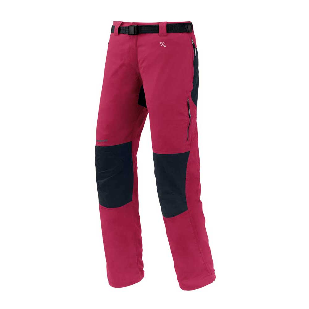 Trangoworld Henna Pants Short XL Rose Red / Black