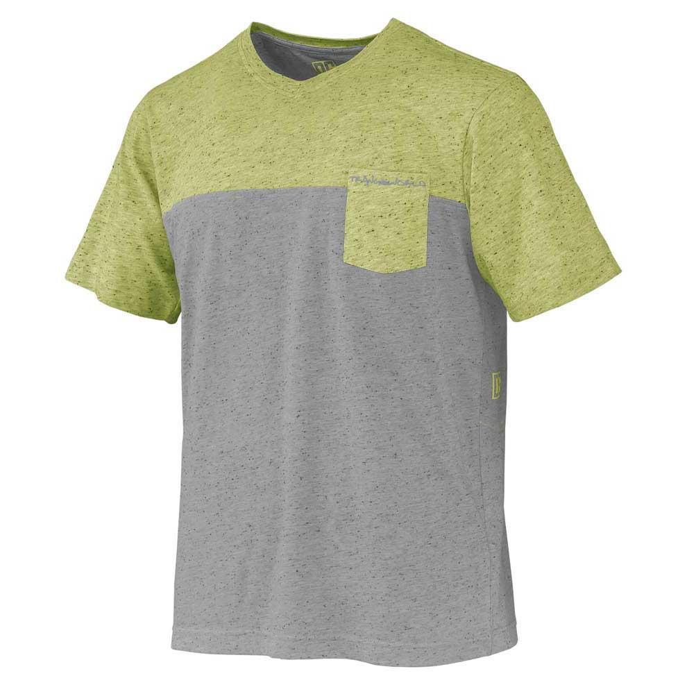 Trangoworld Jasp Short Sleeve T-shirt XL Sharp Green / Griffin