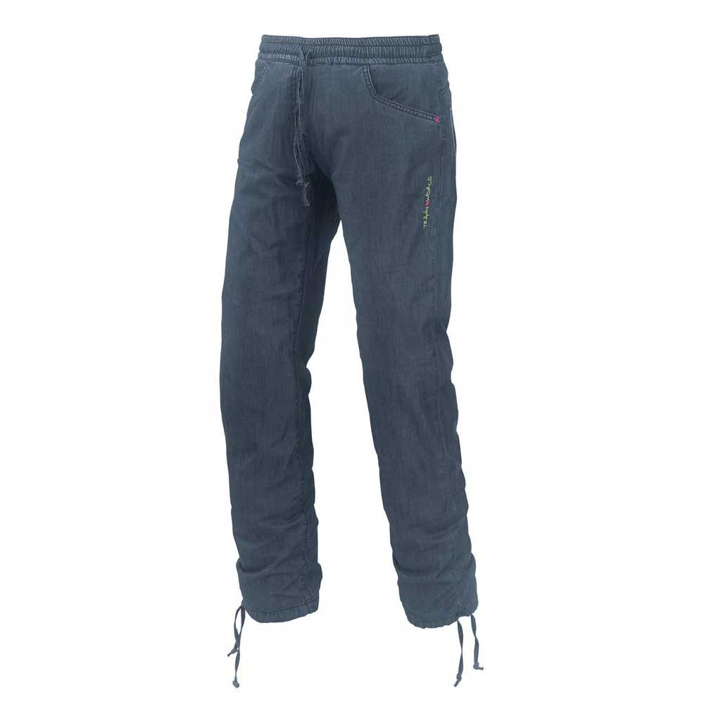 Trangoworld Spirit Pants Woman L Blue Jeans