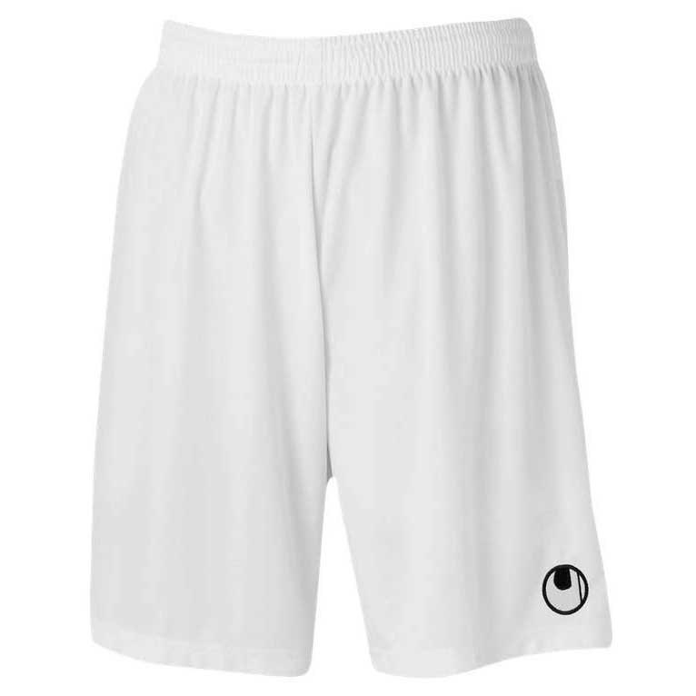 Uhlsport Center Basic Ii Shorts Without Slip 164 cm White