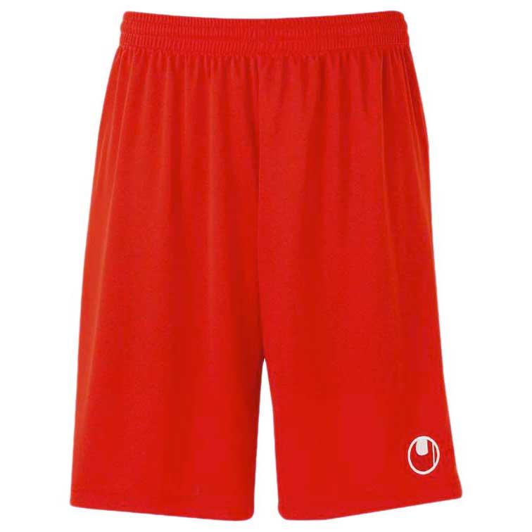 Uhlsport Short Center Basic Ii Without Slip 164 cm Red