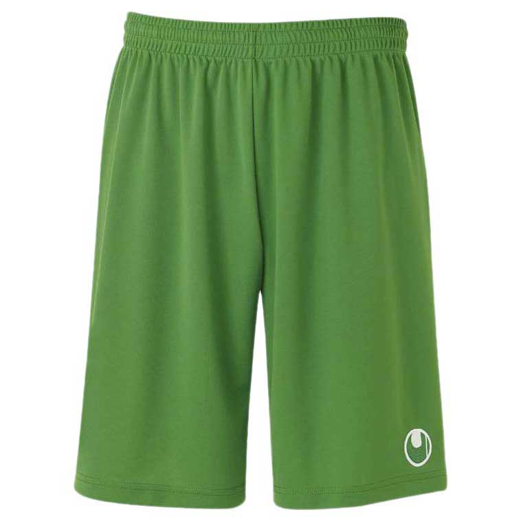 Uhlsport Center Basic Ii Shorts Without Slip 164 cm Green