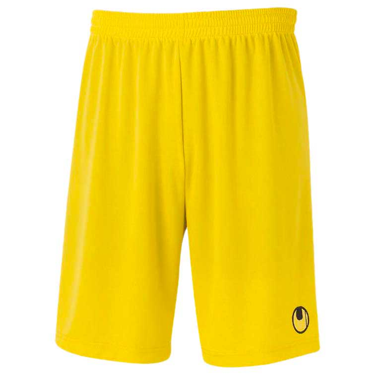 Uhlsport Short Center Basic Ii Without Slip 164 cm Corn Yellow