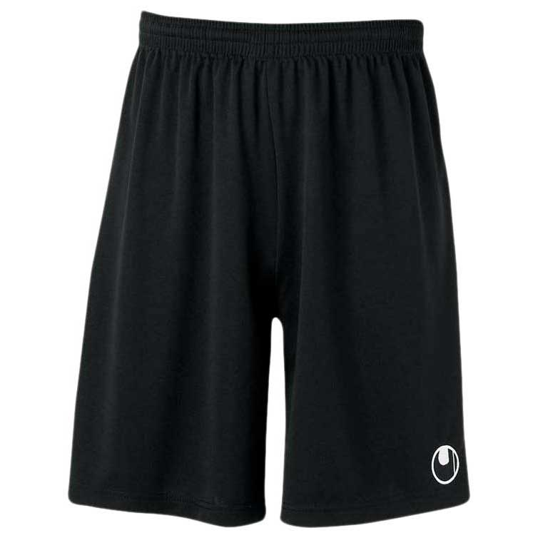 Uhlsport Center Basic Ii Shorts Without Slip 164 cm Black