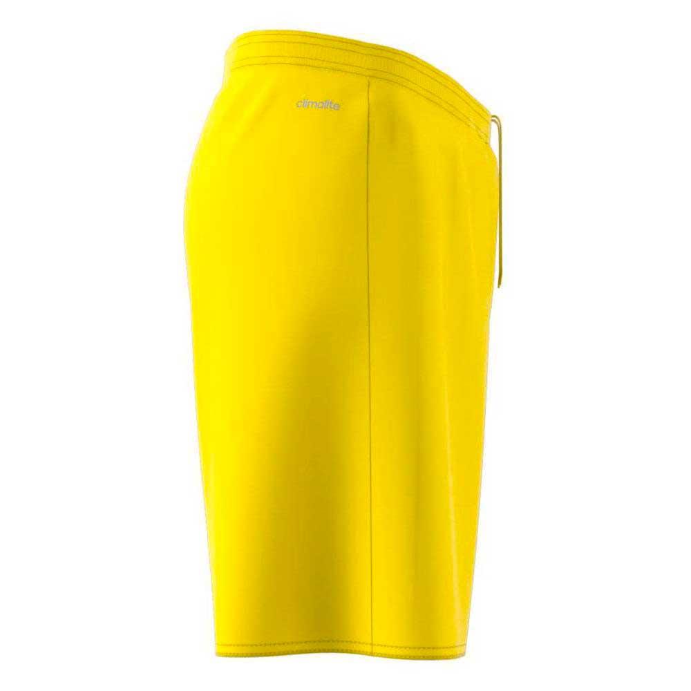 Short 16 De Amarillo Adidas Pantalones T55831 Detalles Parma Junior OZXikPu
