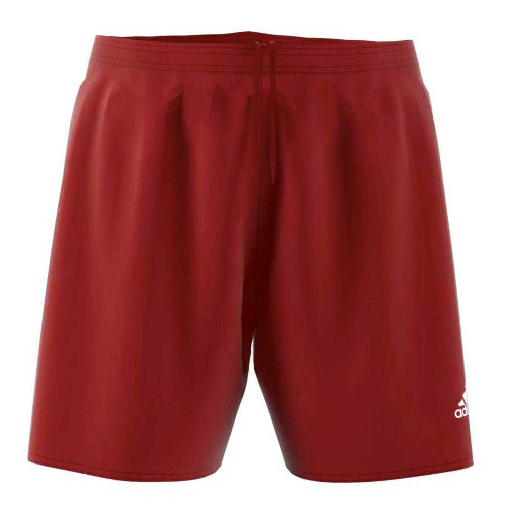 Adidas Parma 16 Short With Brief XS Red / White