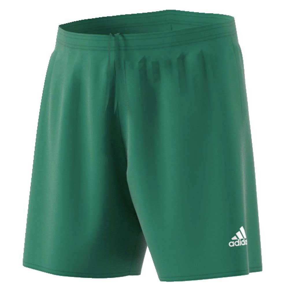 Adidas Parma 16 Short With Brief XS Bold Green / White