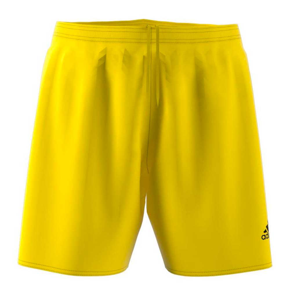 Adidas Parma 16 Short With Brief XS Yellow / Black