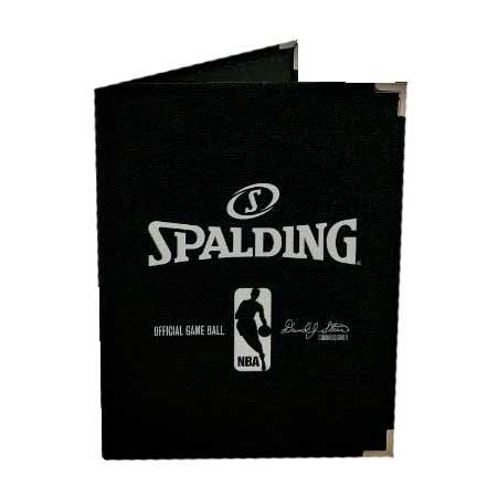 Spalding Nba Pad Holder A5 One Size