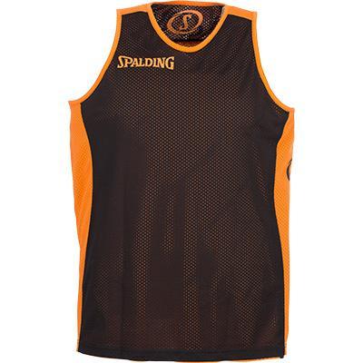 Spalding Essential Reversible XXS-XS Orange / Black