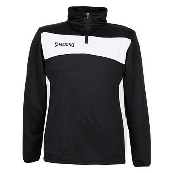 Spalding Sweatshirt Evolution Il XXXS White / Black