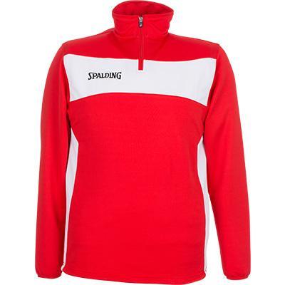 Spalding Sweatshirt Evolution Il XXXS Red / White