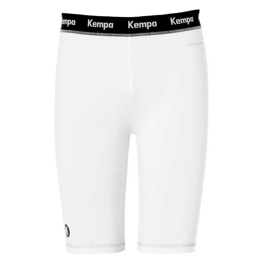 Kempa Legging Courte Attitude Junior 116 cm White