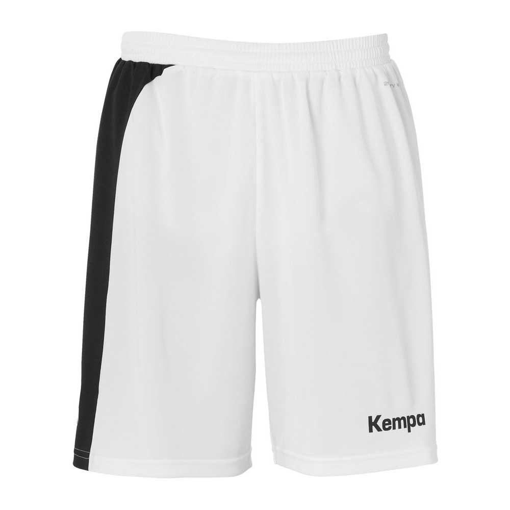 Kempa Short Peak 128 cm White / Black