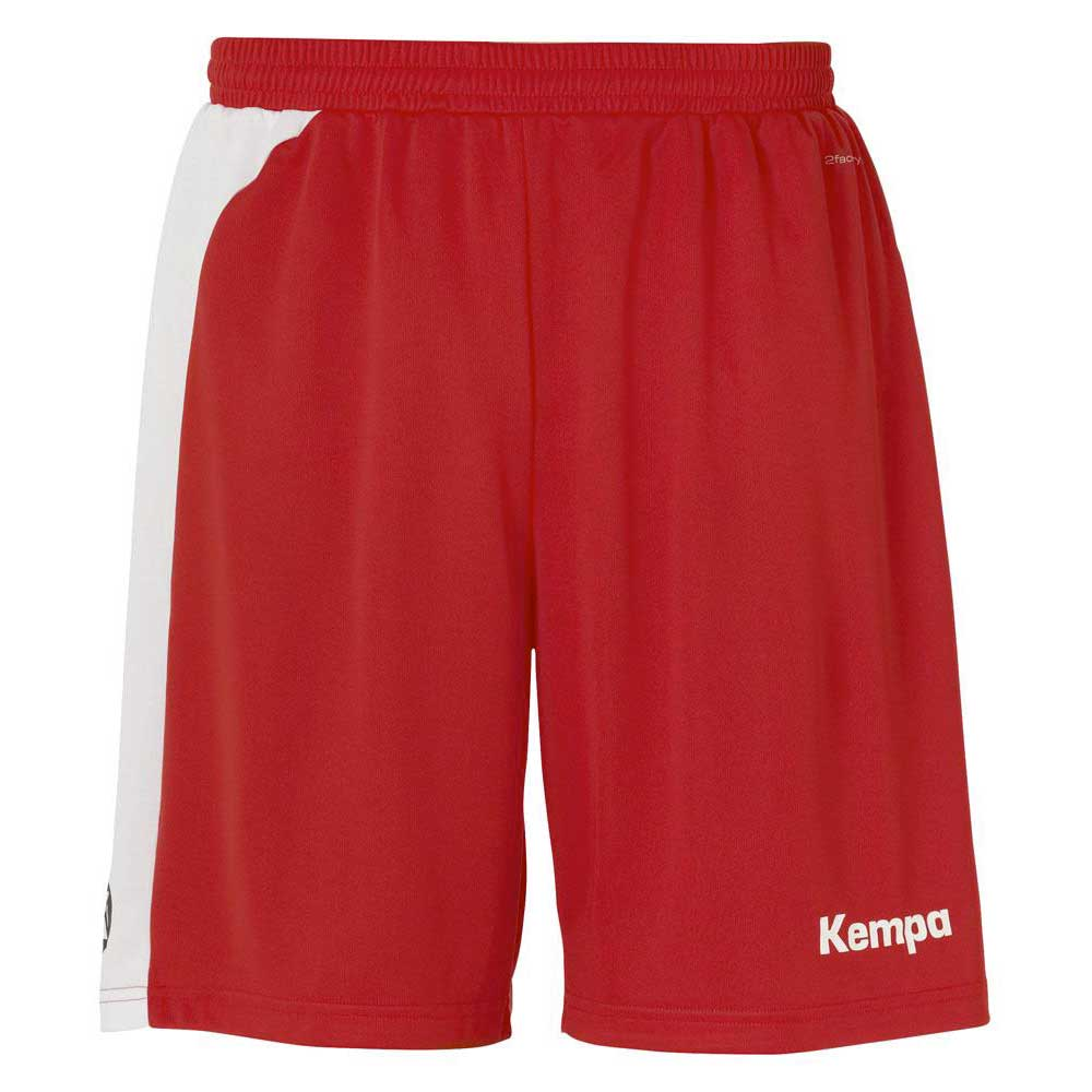 Kempa Short Peak 128 cm Red / White