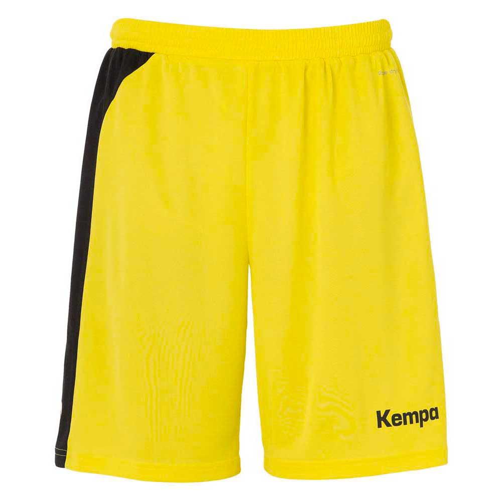 Kempa Short Peak S Lime Yellow / Black