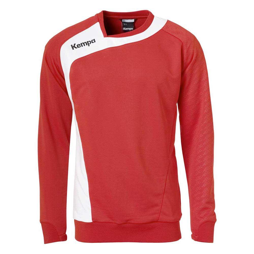 Kempa Sweatshirt Peak Traininig S Red / White