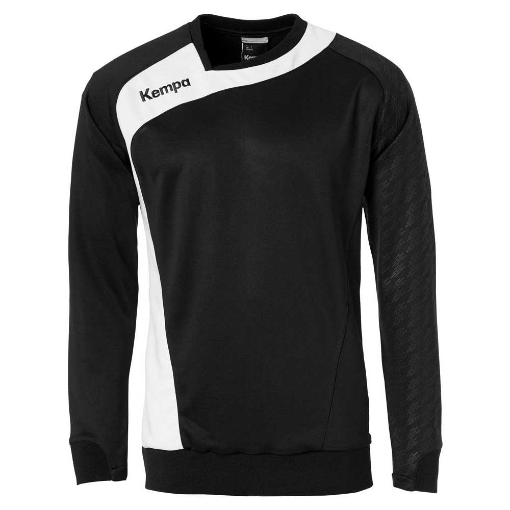 Kempa Sweatshirt Peak Traininig XXL Black / White