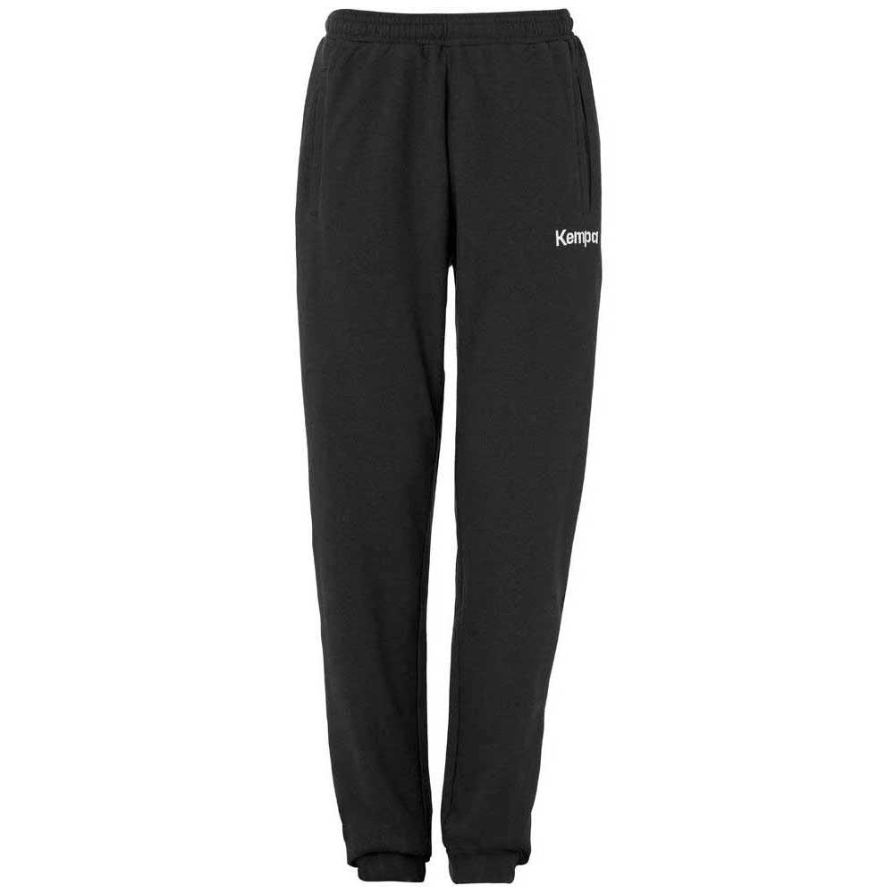 Kempa Pantalon Longue Logo 116 cm Black
