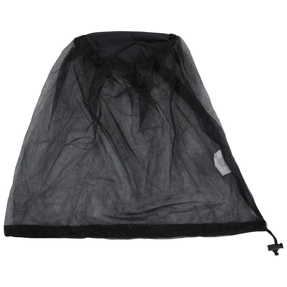 Trespass Midge Head Net One Size Black