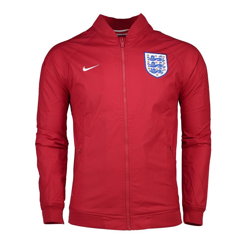 Nike England Authentic Varsity 2016 XL Gym Red / White