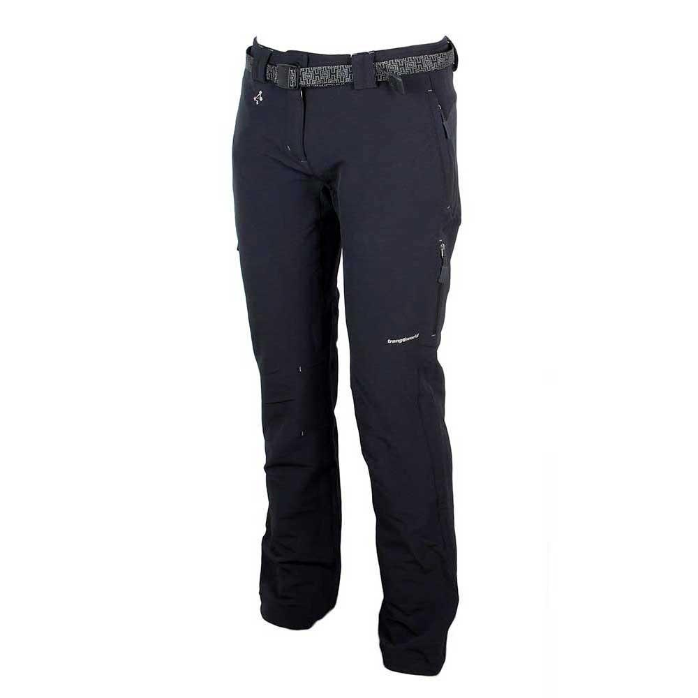 Trangoworld Myan Pants Regular Woman XXL Black