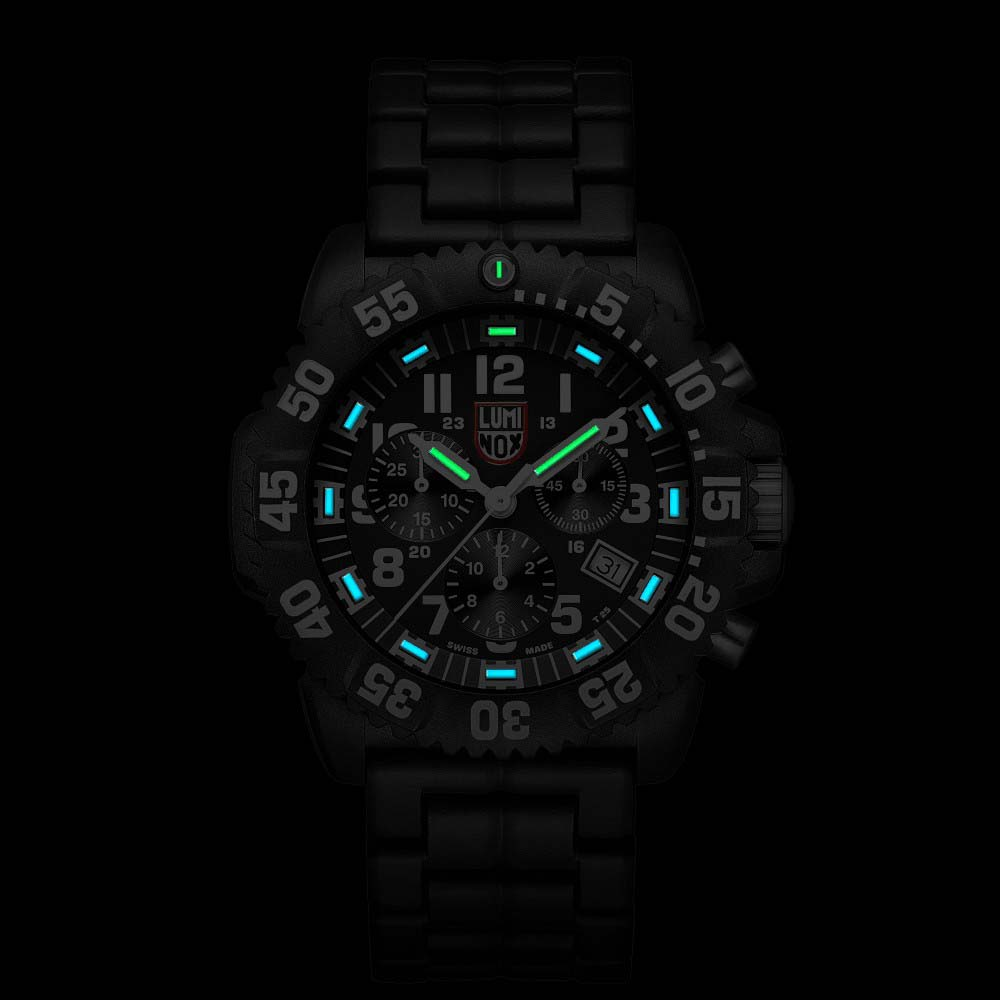 Luminox Navy Seal Farbemark Mehrfarben Chrono 3082 Mehrfarben Farbemark , Uhren Luminox , angelsport 9923d1