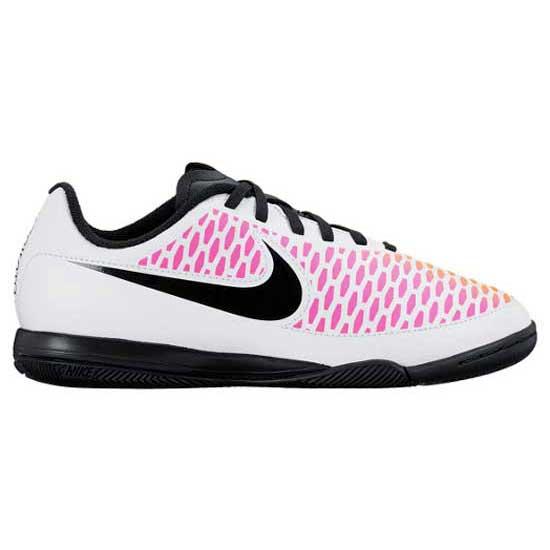 Nike Magista Onda Ic EU 27 1/2 White / Black / Pink Blast / Volt