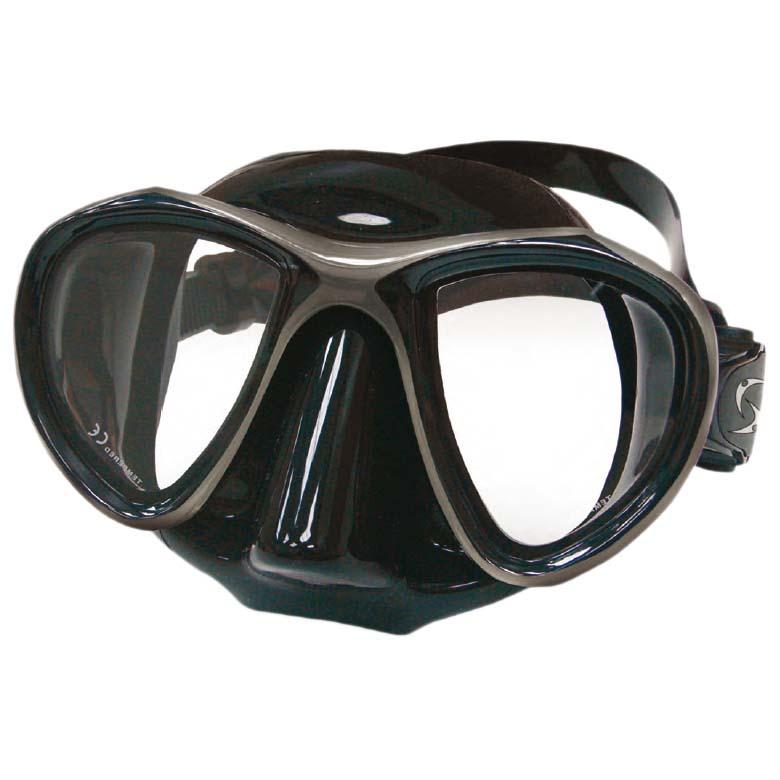 Spetton Spetton Syncro Titanium Noir , Masques Spetton Spetton , plongée 554148