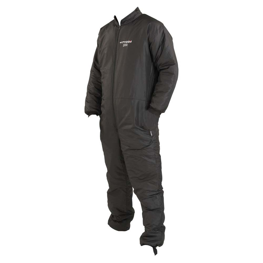 Typhoon Thermal Thinsulate 200 XL Black Thermo und UV-Schutz Thermal Thinsulate 200