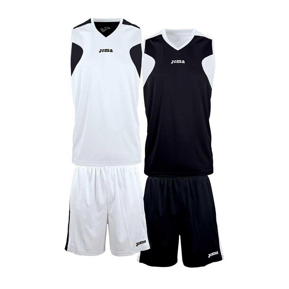 Joma Basket Reversible XS-S White / Black