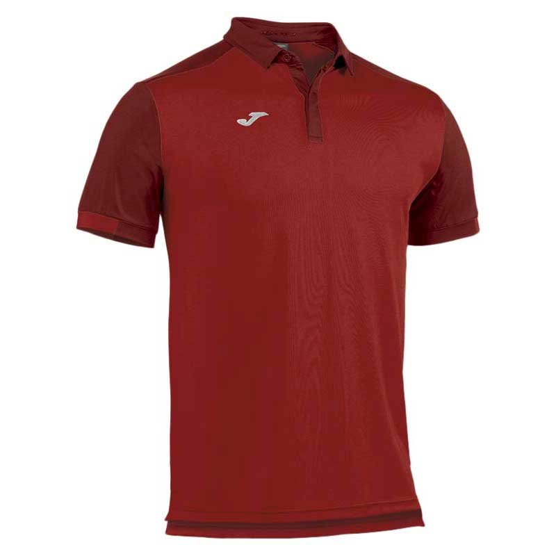 Joma Polo Comfort S/s XXXXS Red