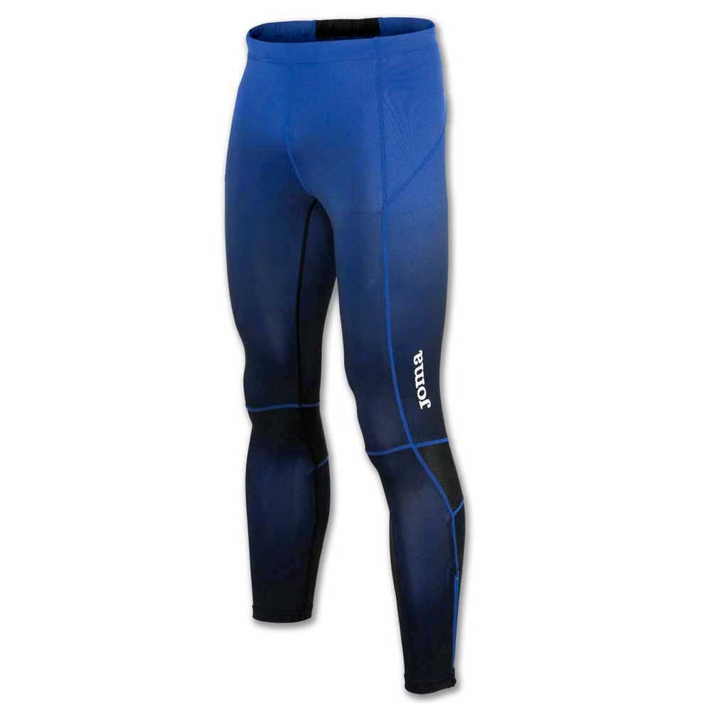 Joma Long Tight Elite V XXXXS-XXXS Royal / Black