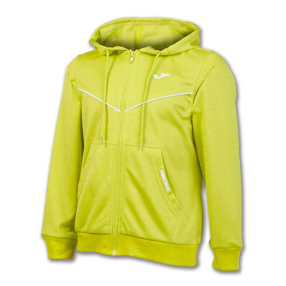 Joma Jacket Hooded Plural 6XS Lime