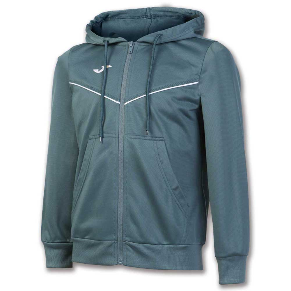Joma Jacket Hooded Plural 6XS Green
